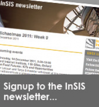 InSIS newsletter