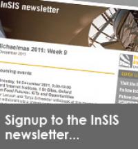 InSIS newsletter